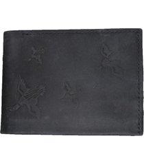 billetera amando negro bisacce