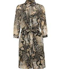 rosalinda dress knälång klänning multi/mönstrad minus