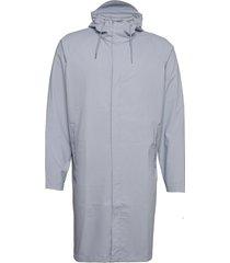 coat regenkleding grijs rains
