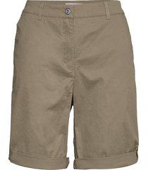 casual shorts shorts chino shorts beige brandtex