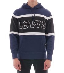 levi's colourblock hoodie 81954-0001