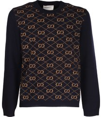 gucci crew neck sweater