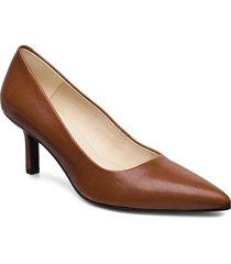 pauline shoes heels pumps classic brun vagabond