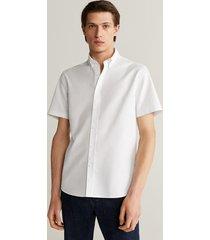 katoenen regular-fit overhemd