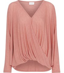 jumper vinexa l/s wrap top