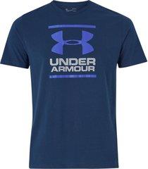 t-shirt ua gl foundation ss t