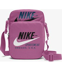 crossbody nike air heritage hip bag 2.0