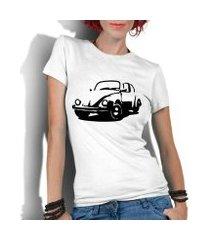 camiseta criativa urbana fusca carro antigo clássico