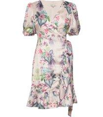 lydia dress jurk knielengte multi/patroon by malina