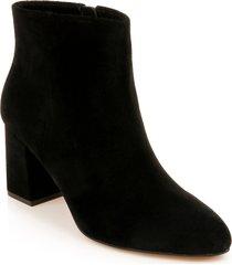 women's splendid kevin bootie, size 5.5 m - black