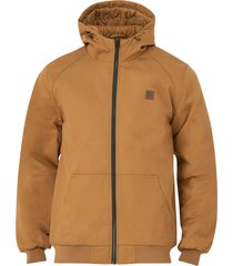 jacka earl padded jacket