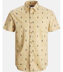 overhemd korte mouw jack jones camisa manga corta hombre jack jones 12187951