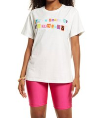 bp. be proud by bp gender inclusive graphic tee, size xxx-large - white