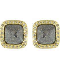 fancy diamond stud earrings