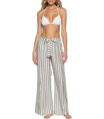 women's becca getaway cover-up pants