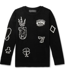 the elder statesman sweaters