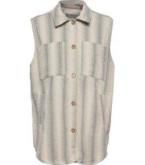 cucari waistcoat vests knitted vests grå culture