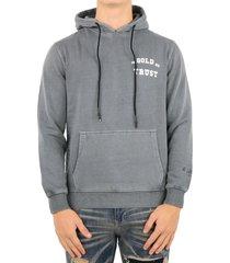 igwt basic hoodie grijs