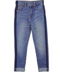 jeans natural denim azul ficcus