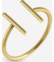 anillo mujer midi  hamptom gold millner