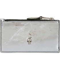 alexander mcqueen wallet with skull