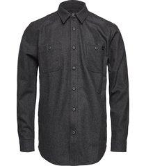 labour 4 pockets shirt skjorta business grå edwin