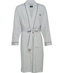 kimono bm morgonrock badrock grå boss