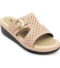 priceshoes sandalia confort dama 6922523nude