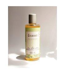 amaro feminino almanati oleo hidratante corporal - 120ml, neutra