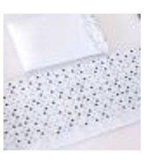 lençol para mini berço menino de malha 100% algodão 3 peças