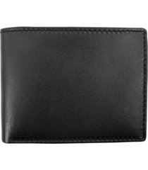 status men's leather wallet