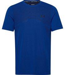 seamless ss t-shirts short-sleeved blå under armour