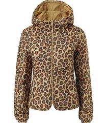 jacka onldemi hooded aop jacket