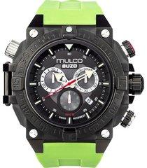 reloj mulco para hombre - buzo dive  mb-6-92565-465