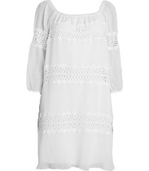 mykonos lace dress