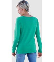 tröja dress in grön