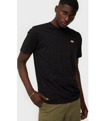 dickies stockdale t-shirts & linnen black