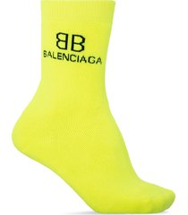 bb logo socks