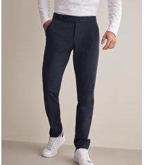 pantalone seta cotone