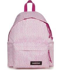 eastpak premium padded ek620 backpack unisex adult and guys pink