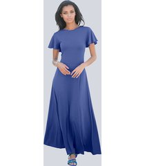 jurk alba moda royal blue