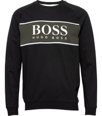authentic sweatshirt sweat-shirt tröja svart boss
