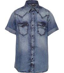 cirix shirt overhemd blauw diesel