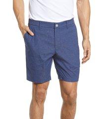 men's bonobos lightweight golf shorts, size 35 - blue