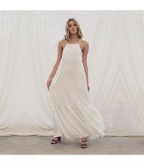 vestido julieta blanco