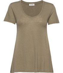 kobibay t-shirts & tops short-sleeved grön american vintage