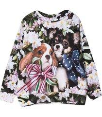 molo patterned sweatshirt