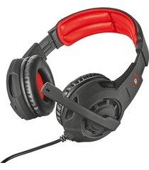 audifono gamer trust gxt 310 3.5mm negro con microfono