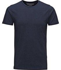 jack & jones t-shirt blauw c-neck casual