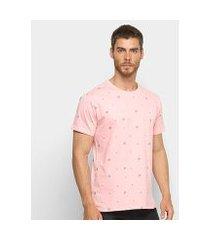 camiseta gajang micro estampa masculina